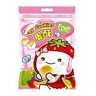 饅頭家族蛋酥-水果口味(100g)