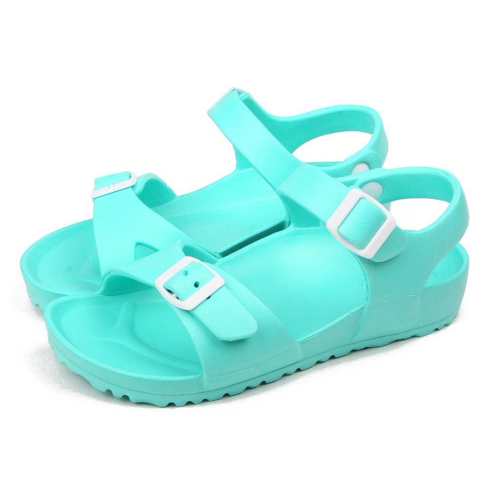 TTSNAP涼鞋-MIT輕量休閒舒適涼鞋 綠