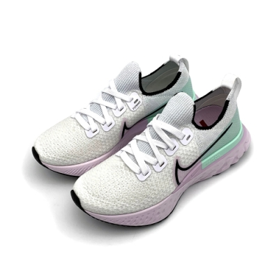 NIKE REACT INFINITY RUN FK 女 跑步鞋 白(CD4372100)