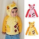 baby童衣 長袖上衣 小豬造型毛圈帽T 82046