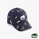 配件Roots-衝浪AOP棒球帽-藍