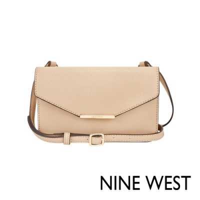NINE WEST GOTG信封式磁釦迷你包-裸色(106378)