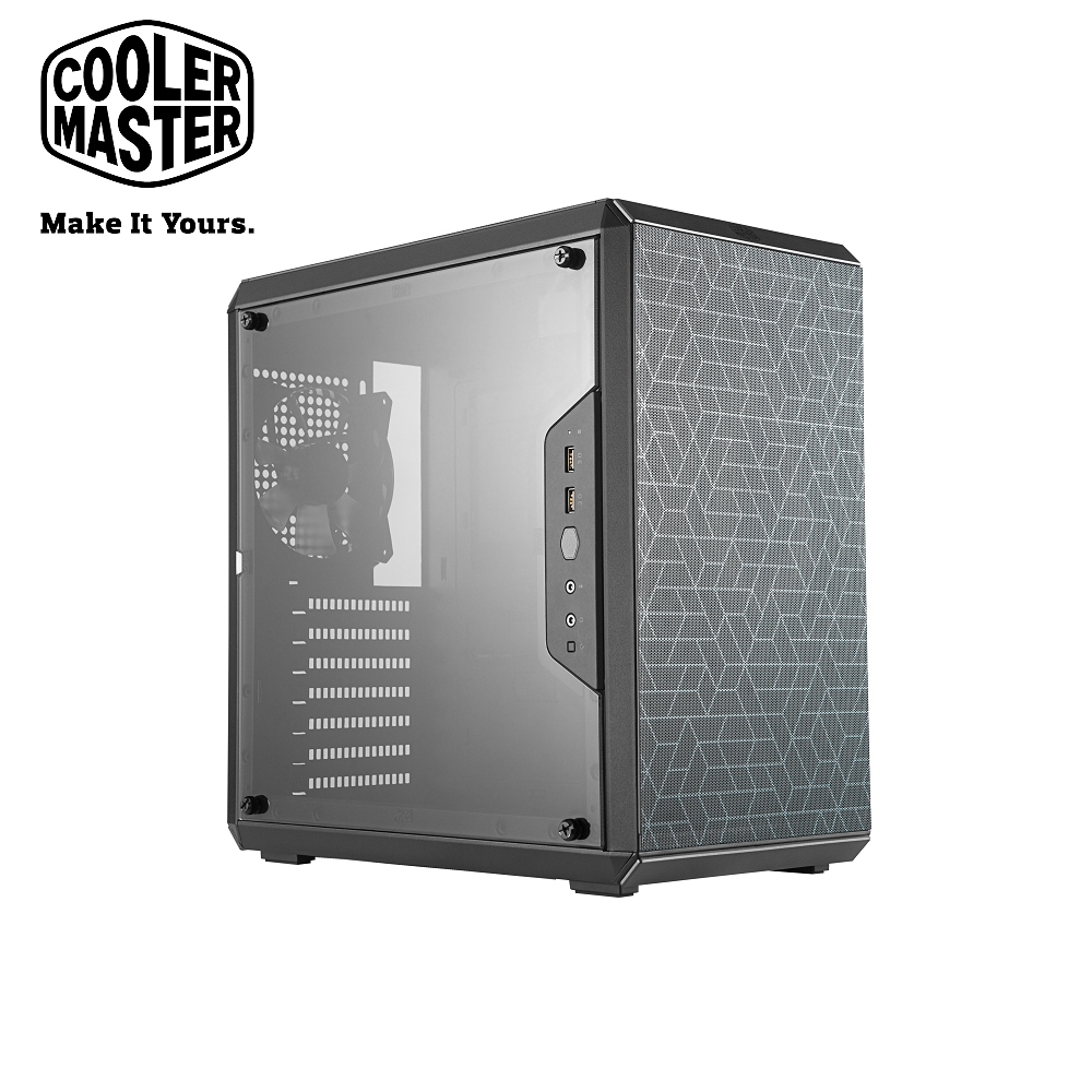 Cooler Master MasterBox Q500L機殼