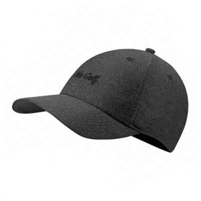 Nike 帽子 Heritage 86 運動休閒 男女款 遮陽帽 高爾夫球帽 吸濕排汗 快乾 灰 黑 BV8228010