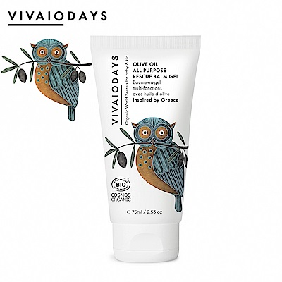 VIVAIODAYS-VVD 橄欖油親子萬用修護凝露 75ml