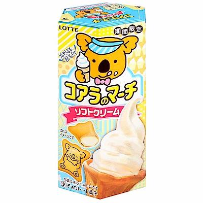 LOTTE 小熊餅乾-霜淇淋風味(48g)