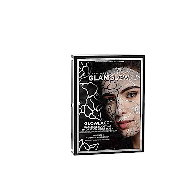 (買一送一)GLAMGLOW 高效保濕蕾絲面膜6片盒裝組