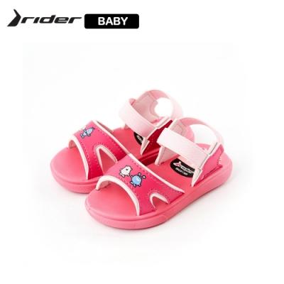 Rider [BABY] BASIC SANDAL系列休閒涼鞋 寶寶款  童鞋粉