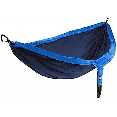 ENO DoubleNest Hammock 雙人吊床 深藍/淺藍