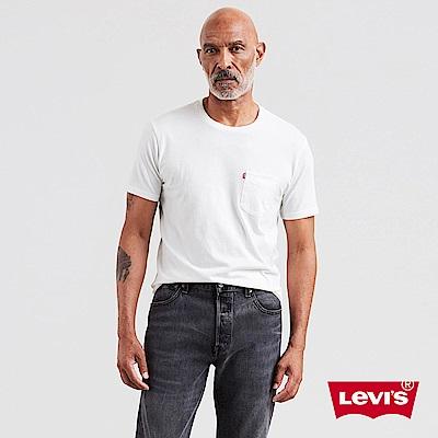 Levis T恤 男裝 單口袋