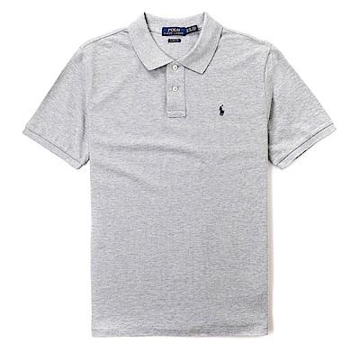Polo Rlaph Lauren 經典小馬Polo衫(青年款Classic)-灰色