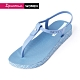 IPANEMA BOSSA SOFT扣飾T字涼鞋-藍 product thumbnail 1