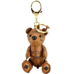Visetos Zoo Bear小熊造型吊飾鑰匙圈