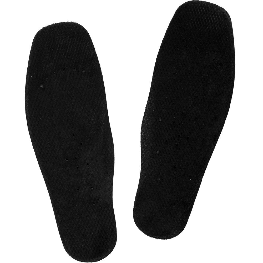 足亦歡ZENTY 竹炭獨立筒氣墊式鞋墊-女用