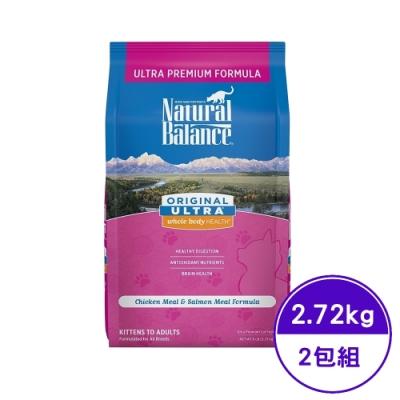 Natural Balance特級田園全貓配方 6LBS/2.72kg 2包組