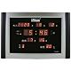 TRISTAR 方形插電式12/24H電子萬年曆鐘 TS-A3121 product thumbnail 1