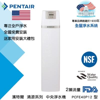 PENTAIR 清源中央淨水機(小型)