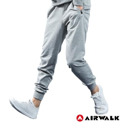 【AIRWALK】女款運動休閒長褲-共兩色