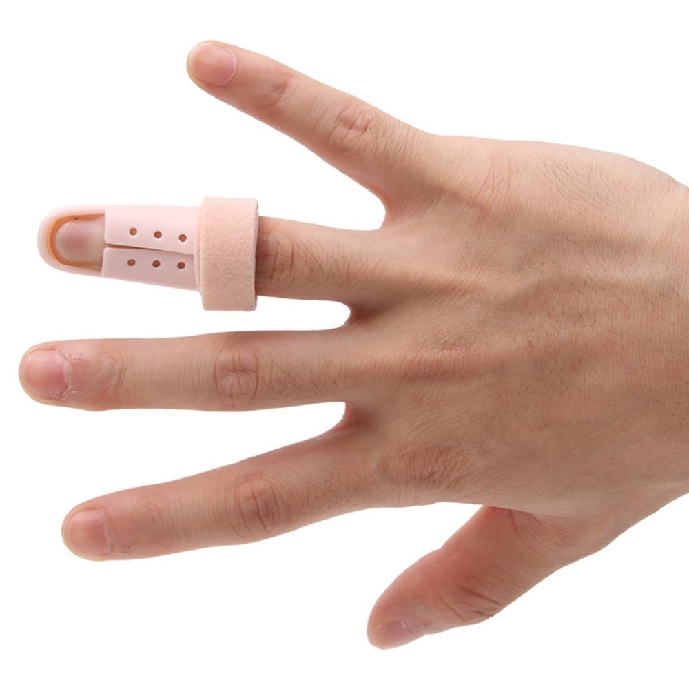 JHS杰恆社 籃球護指套足球排球繃帶加長型籃球裝備護手指套運動護指關節護具abe76