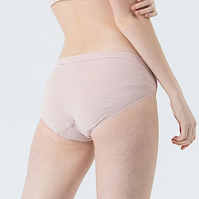 【ohoh-mini  孕期內著】水感魔力孕期低腰內褲(粉色)