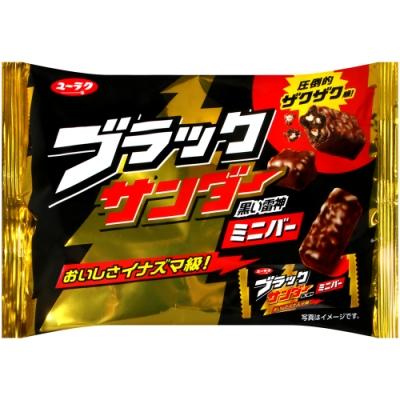 有樂製果  雷神巧克力風味餅乾量販包(169g)