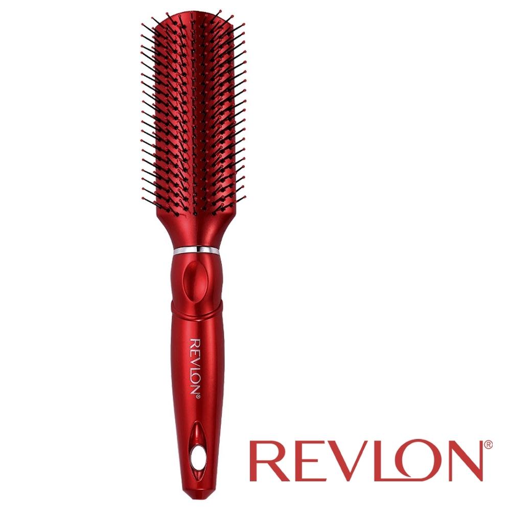 Revlon露華濃 魔力紅萬用髮梳 梳子 美髮梳