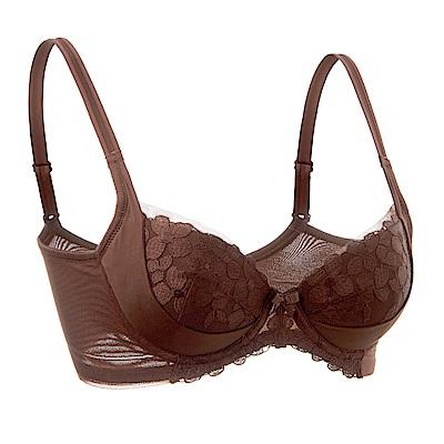 黛安芬-輕塑美型系列 B-C罩杯內衣(可可棕)