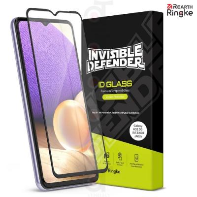 【Ringke】三星 Samsung Galaxy A32 5G / A12 / A02 / A02s [ID Glass] 強化玻璃滿版螢幕保護貼