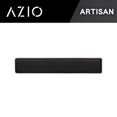 AZIO RETRO CLASSIC 復古鍵盤手托(黑金真牛皮)