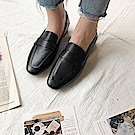 TMH-手工小牛皮樂福鞋