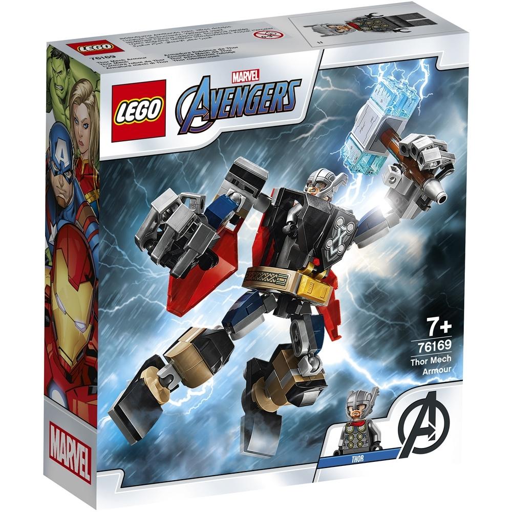 樂高LEGO 超級英雄系列 - LT76169 索爾機甲