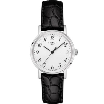 TISSOT Everytime經典時尚腕錶(T1092101603200)31mm
