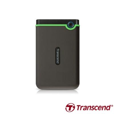 創見 StoreJet 25MC 2.5吋 1TB USB Type-C 行動硬碟