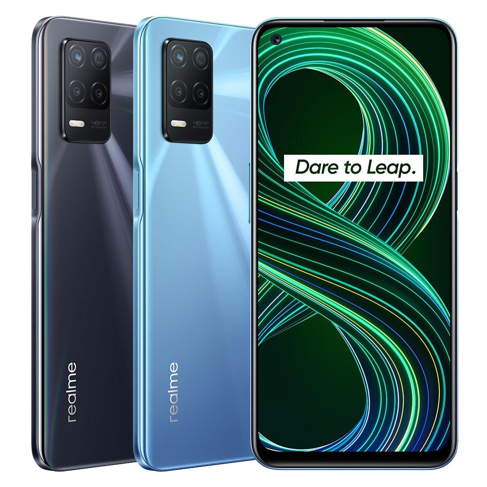 realme 8 (4G/128G) 5G 6.5吋三鏡頭智慧手機