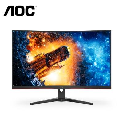 AOC 32型 曲面寬螢幕顯示器 C32G2E