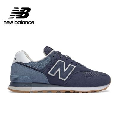 【New Balance】 復古鞋_中性_深藍_ML574GRE-D楦