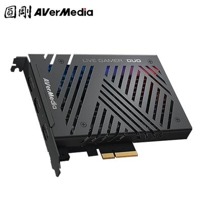 圓剛 GC570D Live Gamer Duo 雙HDMI輸入 實況擷取卡