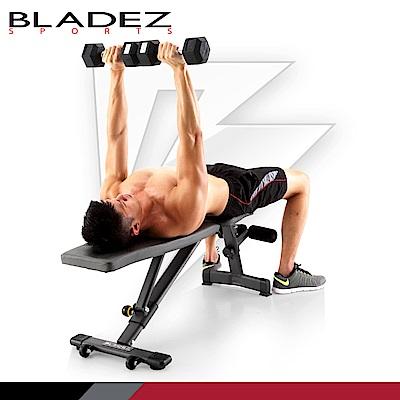 [時時樂限定]【BLADEZ】BW13-2.0-舉重床/複合式重訓椅