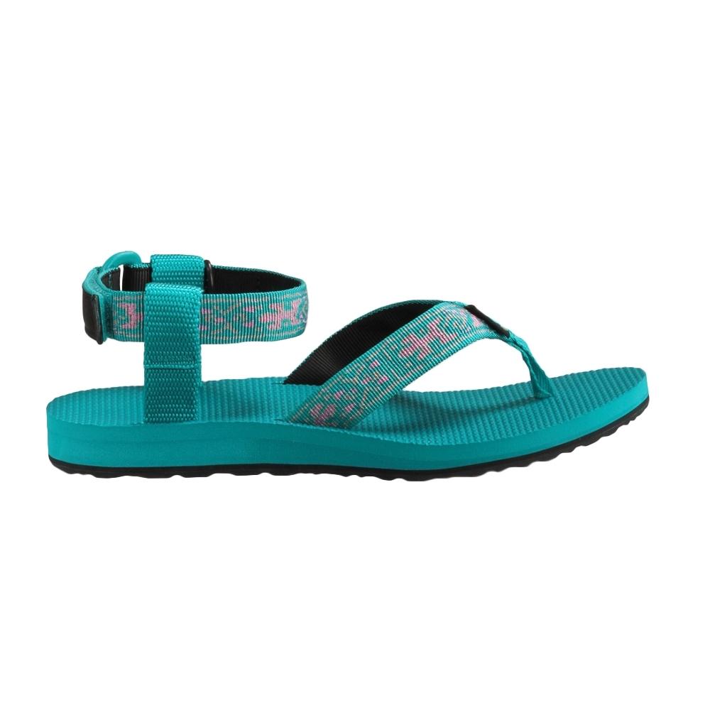 TEVA Original Sandal 女 經典涼鞋 蜥蜴藍