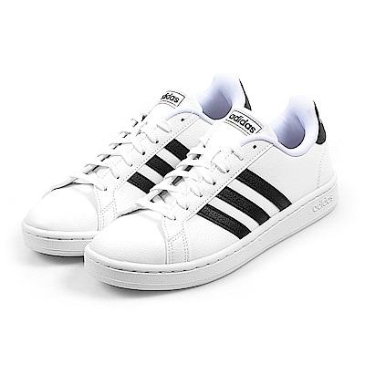 愛迪達 ADIDAS GRAND COURT 休閒鞋-女 F36483