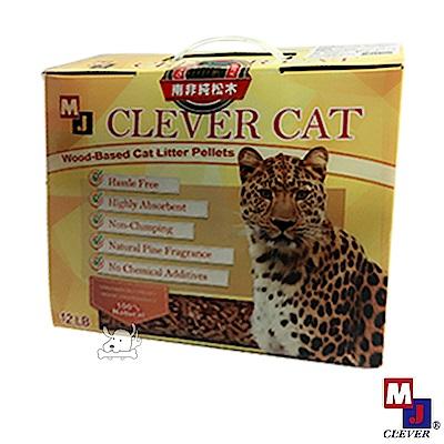 MJ 萌洲 南非 崩解型 松木貓砂 12磅 X 1盒