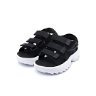 FILA KIDS 中童運動涼鞋-黑 2-S172U-001