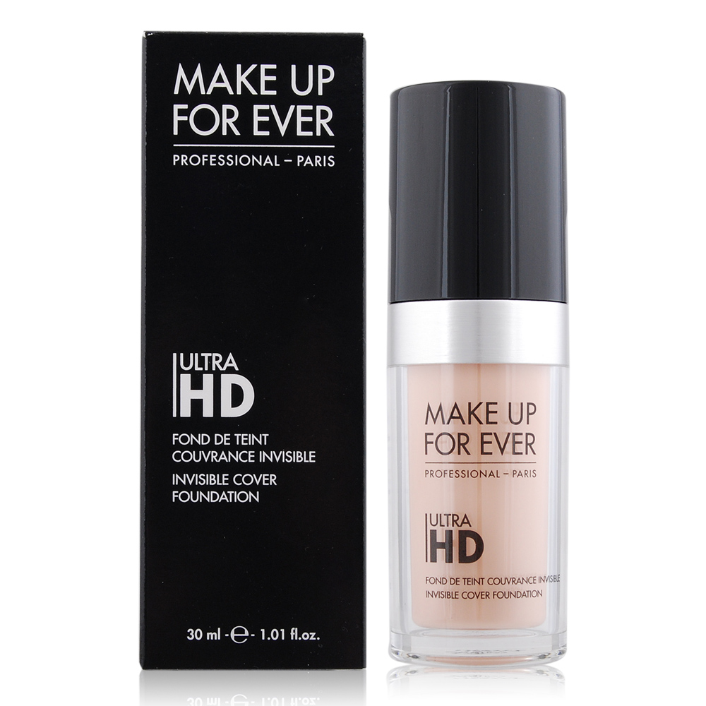 MAKE UP FOR EVER ULTRA HD超進化無瑕粉底液30ml#Y305