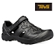 【TEVA】原廠貨 幼/中/大童 Omnium Drift 水陸輕量護趾涼鞋/雨鞋/水鞋(黑色-TV1110229CBLK) product thumbnail 1