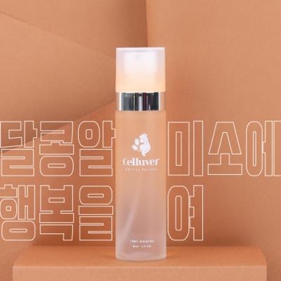 韓國Celluver香縷 女神降臨黃寅燁代言 韓國雪紡香水 80ml-奶油香緹