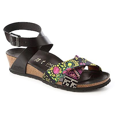 勃肯Papillio 1009140。LOLA蘿拉 高跟涼鞋(黑)