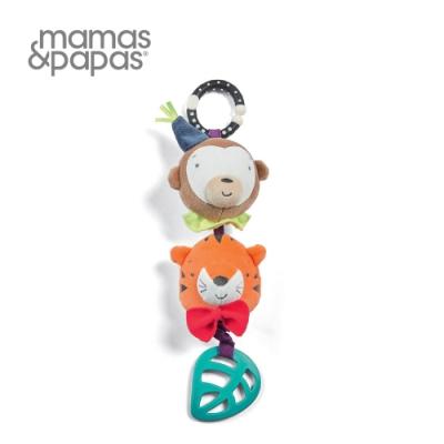 【Mamas & Papas】梅西提克串門子(吊飾玩偶)
