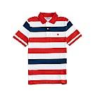Timberland 男款條紋POLO衫|A1LT1