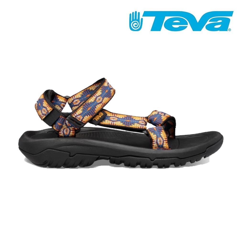 TEVA Hurricane XLT2 水陸機能涼鞋 男 CTC峽谷圖騰藍橘 TV1019234CTCN