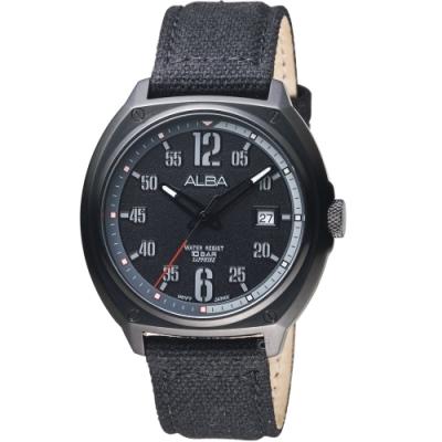 ALBA雅柏潮流運動手錶(AS9J65X1)